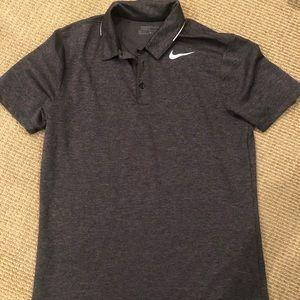 Men's Nike golf shirt